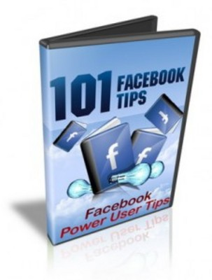 Product picture 101 Facebook Tips MMR +Facebook Business Basics PLR