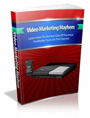 Product picture Video Marketing Mayhem MMR & GW