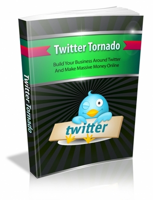 Product picture Twitter Tornado MRR & Giveaway