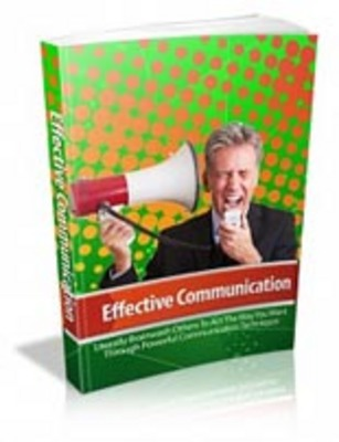 Product picture Effective Communication MRR & Giveaway Rights