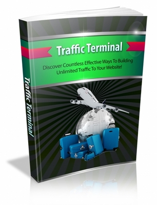 Product picture Traffic Terminal MRR & Giveaway